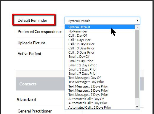 juvonno_patient_profile_default_reminder_options.JPG